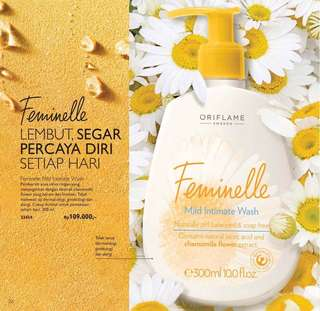 Feminelle Mild Intimate Wash