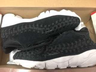 🚚 Nike Air Footscape Woven Chukka