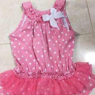 Little lass dress 18mos