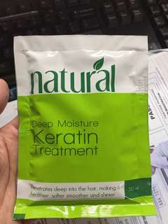 Natural Deep Moisture keratin