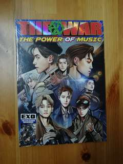 EXO The War Album