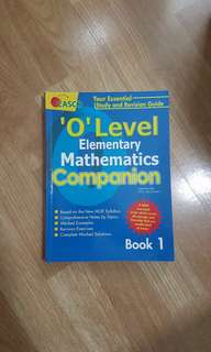 O level elementary math companion