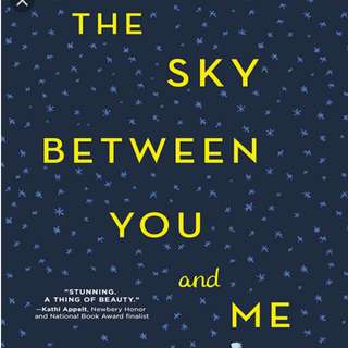 The sky between you and me by Catherine Elene