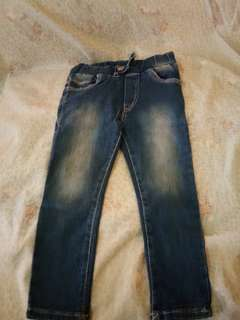 Calana jeans anak