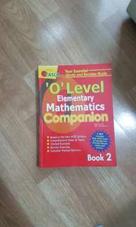 O level elementary nath companinon book 2