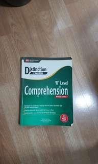 O level comprehension book