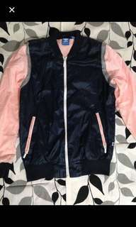 Repriced Authentic Adidas Bomber jacket