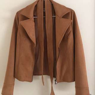 Mooloola brown jacket