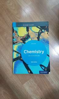 Oxford IB Chemistry study guide