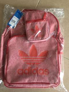 Adidas Bag and sling bag