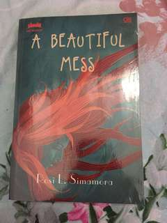Novel Indonesia A Beautiful Mess - Rosi L Simamora