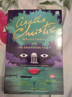Novel Indonesia Agatha Christie
