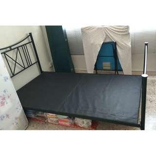Steel Super Single Bed Frame