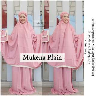 Mukena plain