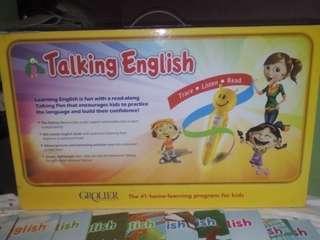 Talking pen / talking English