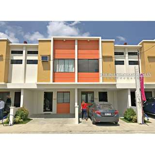 New Pre - Selling Townhouse For Sale At Hampstead Place Nangka Marikina City