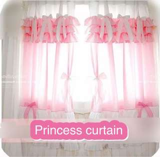 Princess Curtain for girl room