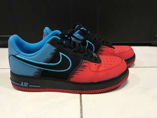 Used Air Force 1 Low Spider-Man Sz 9.5