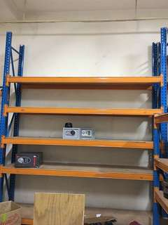 Industrial rack up to 3 ton