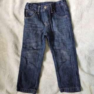 Slim jeans for toddler