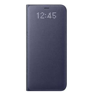 (BNIB) Samsung S8 LED View Cover - Violet Color