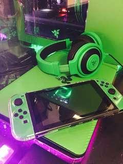 Nintendo switch JOYCON from colorware