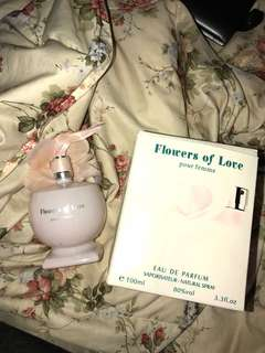 Flowers of love perfume for women