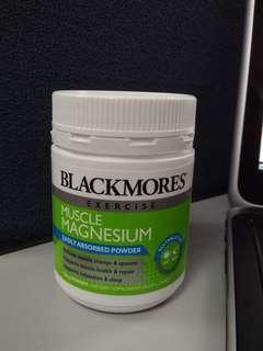 Blackmores Muscle Mganesium