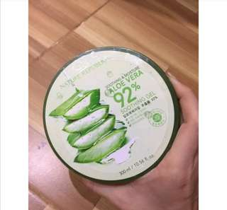 Nature Republic Aloe Vera 100% ori Korea