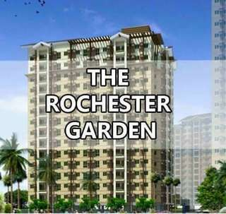 Own a Condo Living Today at The Rochester Garden inquire and reserve units TODAY and get a BIG DISCOUNT of your INVESTMENT PROPERTY. #09239708448
