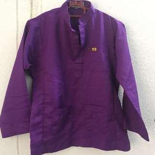 Baju Melayu Upin Ipin
