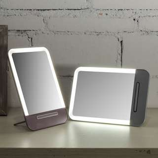 Rechargeable LED Mirror