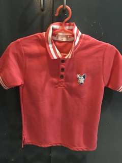 Cotton Colony Kids Polo Shirt For Girls