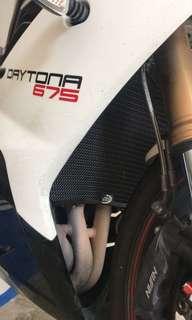 R&G Triumph Daytona 675