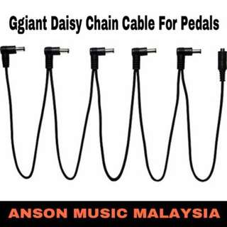 Ggiant Daisy Chain Cable For Pedals