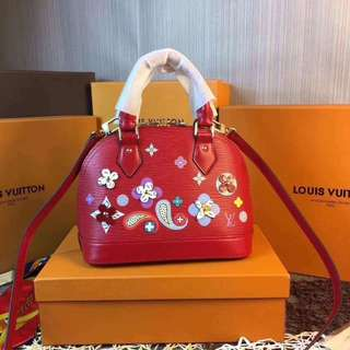 (PO) Louis Vuitton Alma BB