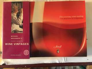 Wine Learning Books
