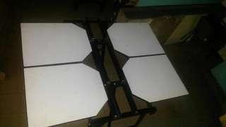 Silkscreen printing set