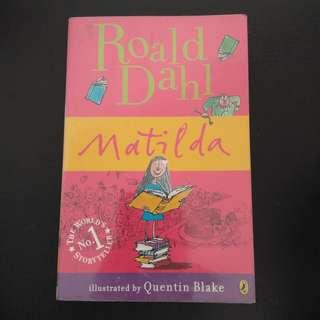 Roald Dahl's Matilda