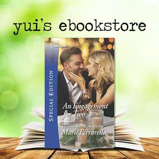YUI'S EBOOKSTORE - AN ENGAGEMENT FOR TWO - HARLEQUIN