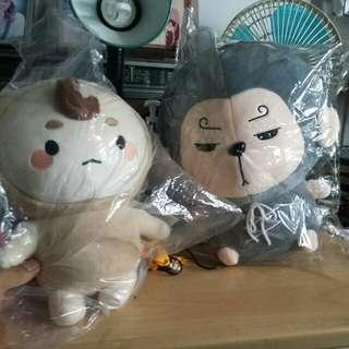 A Korean odyssey hwayugi & goblin doll