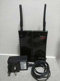Buffalo WHR-HP-G300N router