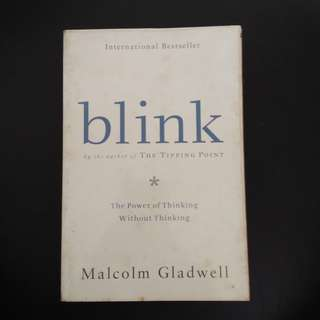 Malcolm Gladwell's Blink