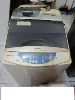 Mesin Cuci Sharp ES - S1100 F