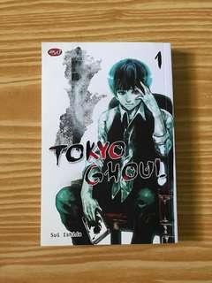 ✿ Tokyo Ghoul 1 ✿