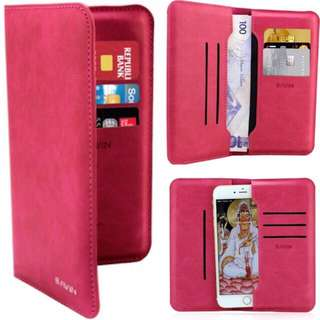 Bavin wallet leather case