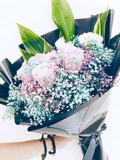 5s rose bouquet
