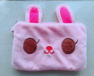 可愛兔兔筆袋