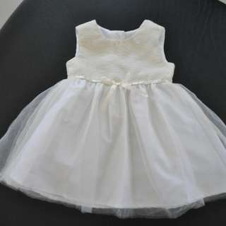 Formal Gown 3-6 mos