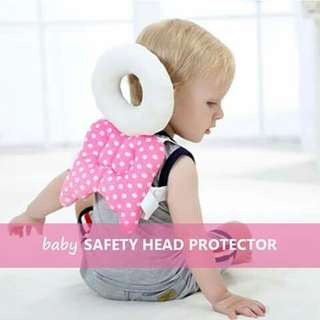 Baby Head Protector - PINK